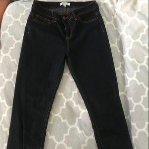Cello high waisted dark blue skinny jeans